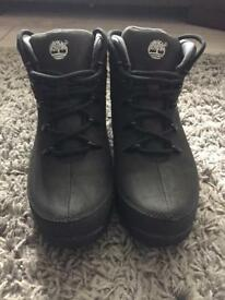 Genuine men's timberland boots ((new))