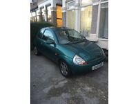 Ford ka with 12 months mot fully loaded
