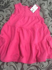 NEW Girls Summer Dress - age 18-24 Months