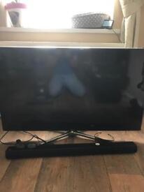 Samsung led HD 3D 45 inch tv