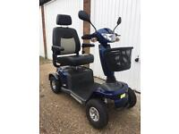 2015 excel Galaxy II mobility scooter with 3 Months warranty