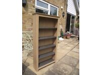 Shelf unit suitable for CD's and DVD's
