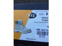 Puma size 10 safety boots