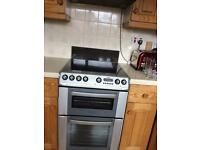 Hotpoint Electric Double Oven and Grill