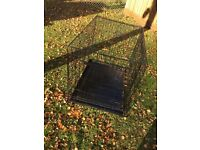 Large Double Door Dog Cage. Brand: EllieBo