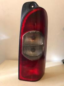 Renault master Vauxhall mavano MK3 9/2003-2010 REAR RIGHT TAIL LIGHT