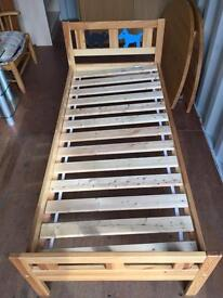 Two children's beds