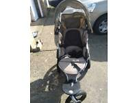 Mamas and papas 03 sport buggy pushchair