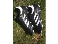 Adidas Goletto football boots size 10.5 ( barely used)