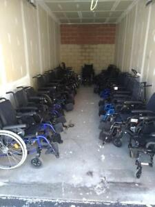 Commodes  Walkers  Wheelchairs  Bath lifts...  LIQUIDATION NOW ON!