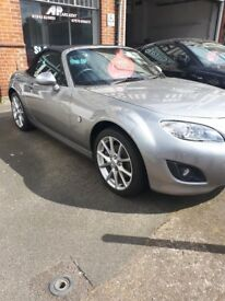 2010 Mazda MX5 Convertible, MIYAKO Limited edition only 27,000 miles