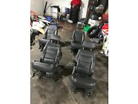 Ford galaxy, seat Alhambra, VW sharan leather seats