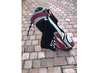 **Titleist Gold Bag and Towel**