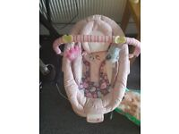 Mothercare Baby Bouncer (Pink)