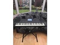 Technics KN3000 keyboard