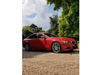 BMW 320D M Sport X Drive RED