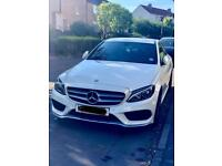 QUICK SALE! Mercedes Benz c220d AMG s/s 4dr