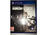 Tom Clancy's Rainbow 6 Siegie PS4
