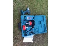 Makita drill & impact driver set