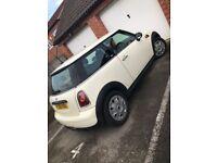 MINI One - 1.4L petrol. Cream. Full 12 months MOT. £4250 or nearest offer.