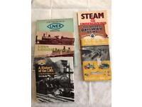 Railways books and catalogues