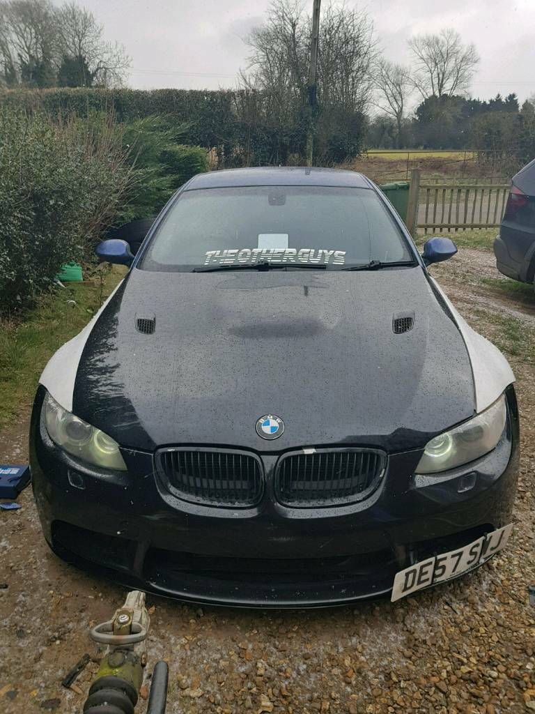 Bmw 335i E92 M3 Body 12 Months Mot 5500ono Swap Part Ex In