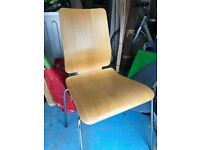4 or 6 Dining chairs