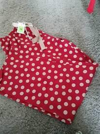 Ladies pyjama bottoms size 12