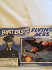Busters 1950 book of flying aces complete book .