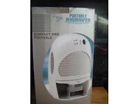 H2O Portable Dehumidifier