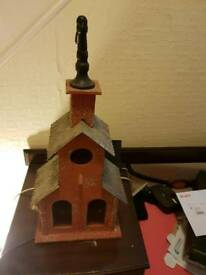 Birdhouse never been used