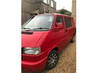 VW T4 2.5TDI Campervan