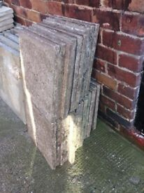 Paving stone1ftx1ft and 2ftx2ft