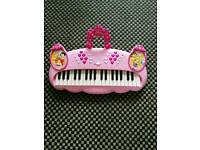 Kid's Disney princess key board