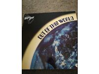 The Moody Blues Out of this World vinyl lp