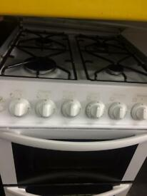 White bush 50cm Parkinson Cowan 50cm gas cooker grill & oven good condition with guarantee