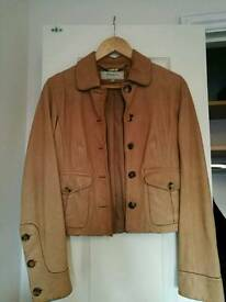 Leather jacket - Karen Millen