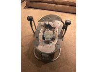 Ingenuity baby swing chair