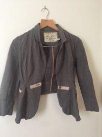 River island jacket size 6