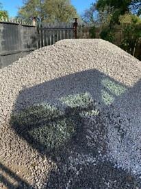 Pea gravel 10mm/ gray gravel 20mm