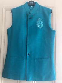 Men's Indian waistcoat