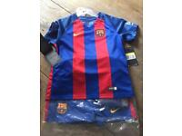 Brand New with tags football kit