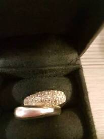 LINKS OF LONDON RING SIZE M
