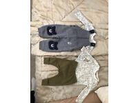 Baby boys clothes bundle 3-6