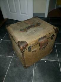 Vintage Trunk taken subject to collection