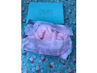 Girl dressing gown 6-12 months