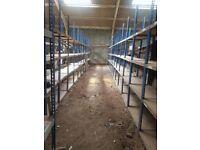 commercial / shelving & racking
