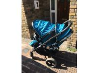 I candy peach 3 pram double and single free local delivery
