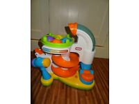 little tikes baby toy ball pop and run.