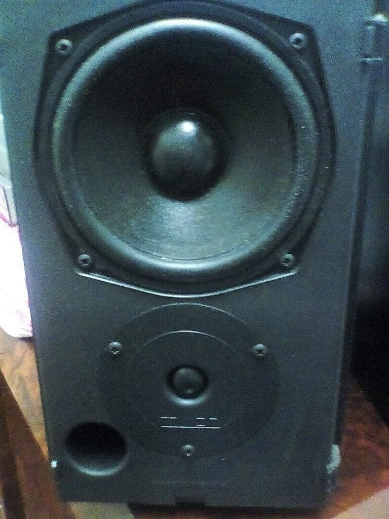 Mission 760i Bookshelf Loudspeakers Now 25 Pounds